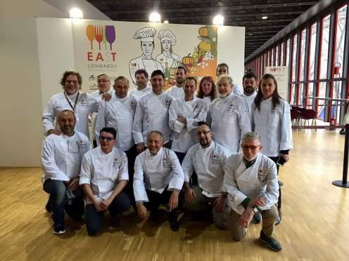 Tutti gli Chef EASTLOMBARDY di Cremona (ph. Patrizia Signorini)